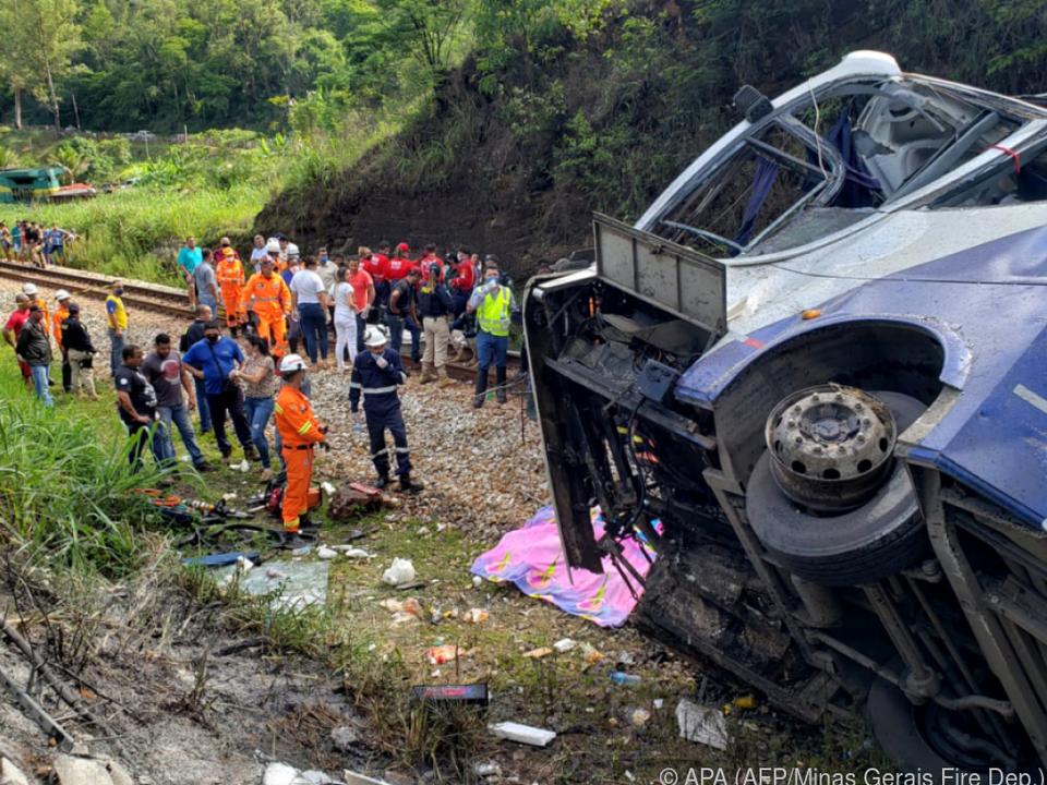 Ermittlungen zufolge könnten die Bremsen versagt haben