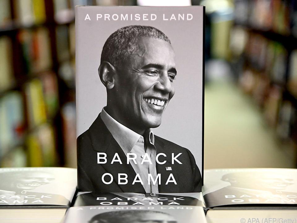 Erste von zwei Bänden über Obamas Zeit im Weißen Haus