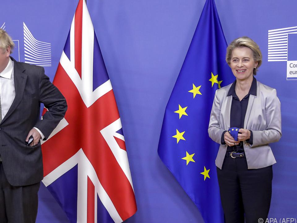 EU-Seite dämpft die Erwartungen