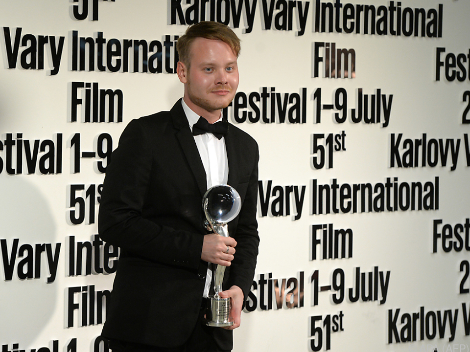 Regisseur Ivan I. Tverdovskiy in Karlsbad 2016