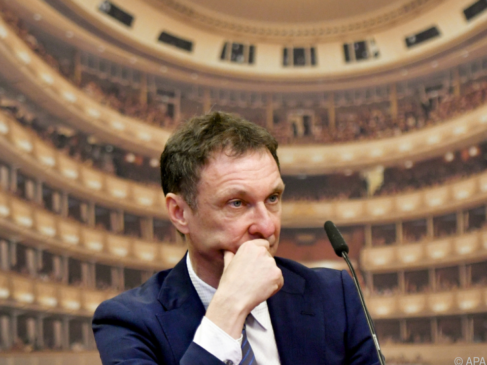 Manuel Legris als Direktor des Wiener Staatsballetts 2019