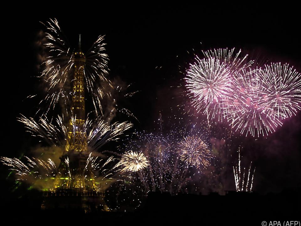 Für die Franzosen heißt es heuer wohl auf Feuerwerk zu verzichten