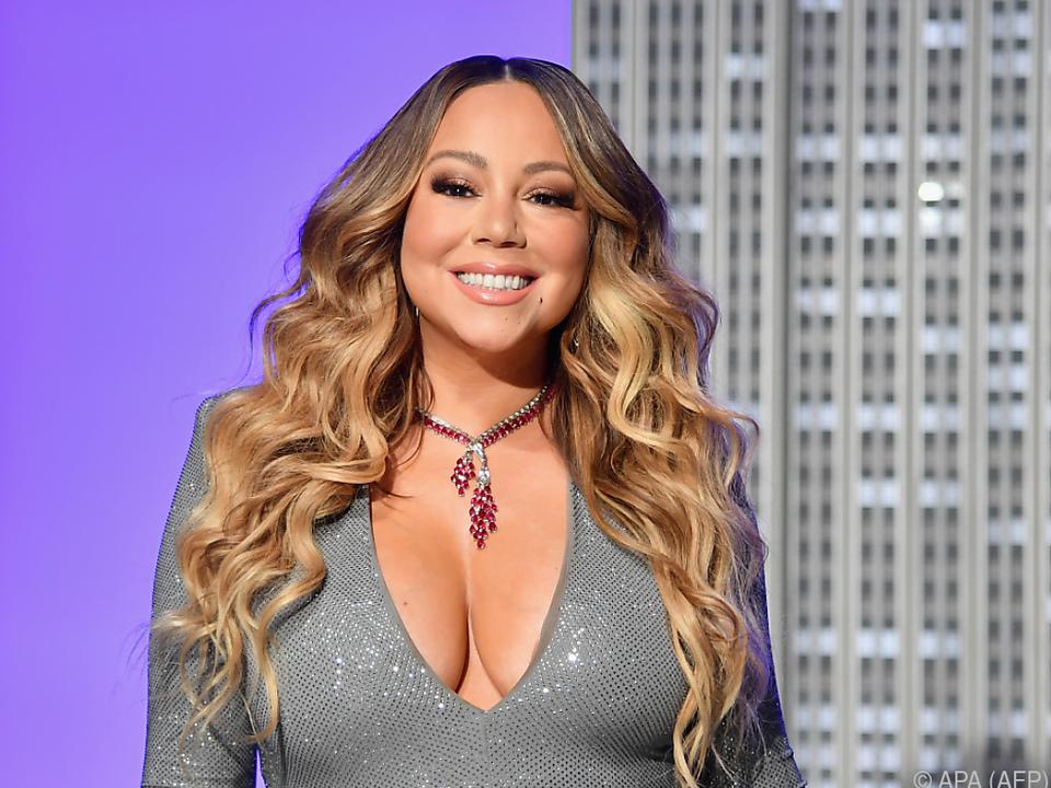 Goldkehlchen Mariah Carey