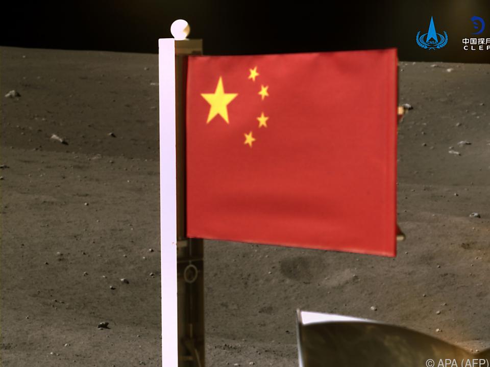 Großer Erfolg für chinesische Raumfahrt