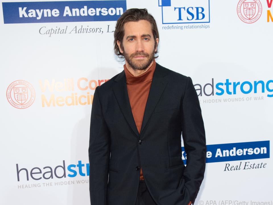 Gyllenhaal zeigt sich in seinen Rollen vielseitig