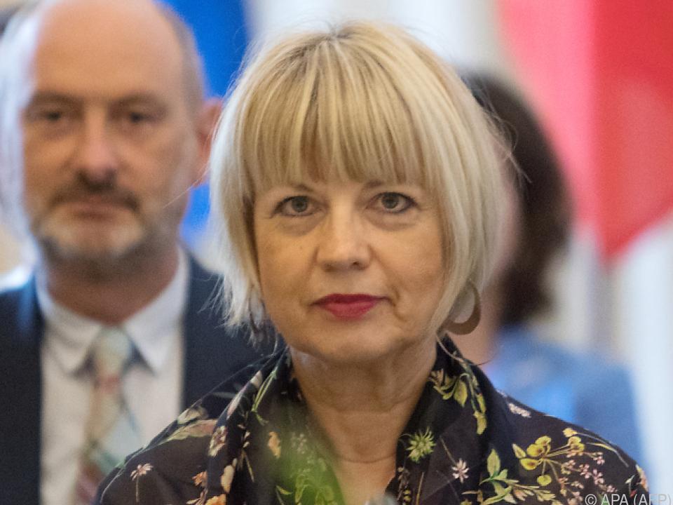 Helga Schmid wird OSZE-Generalsekretärin