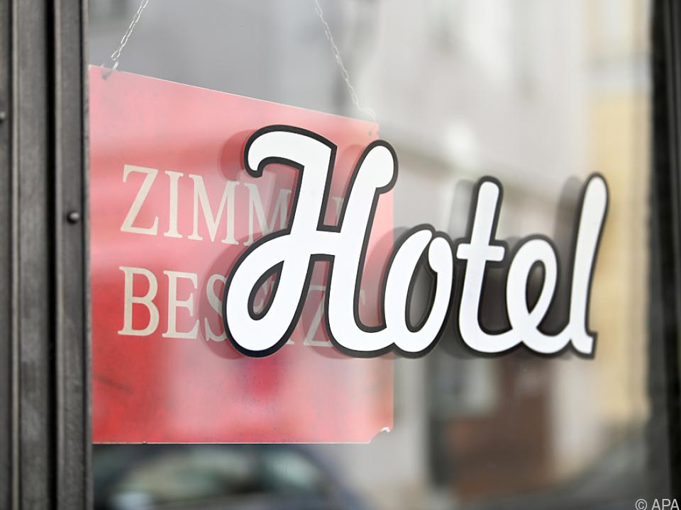 Hotels stehen vor einer langen finanziellen Durststrecke