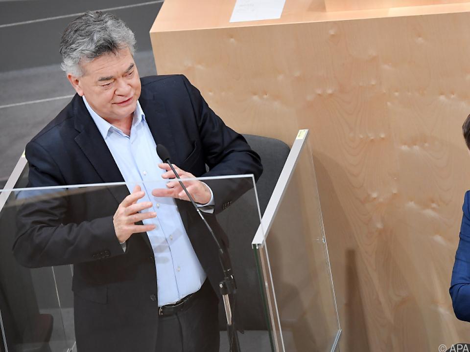 Kogler will die ÖVP überzeugen