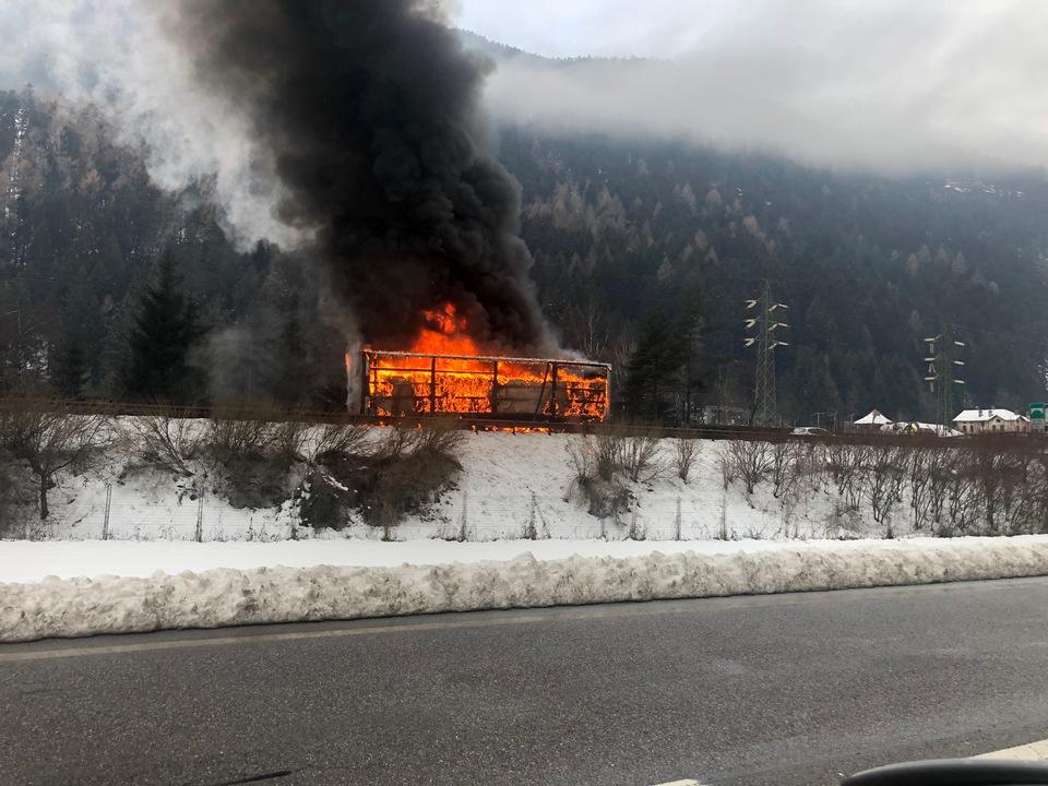 Brand Sachsenklemme