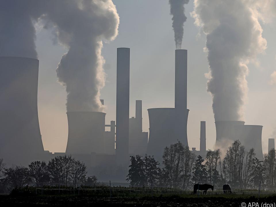 In den USA und der EU war der CO2-Rückgang besonders groß