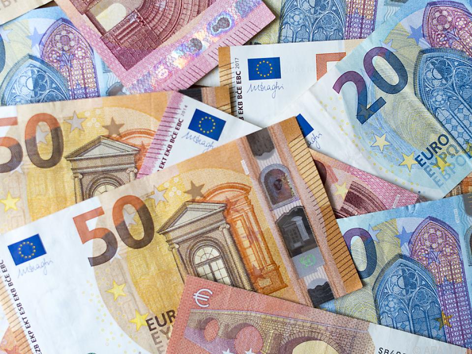 In der Alpenrepublik stieg die Steuerquote geringfügig an