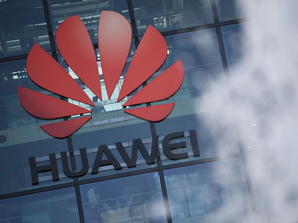 Huawei dementierte die Vorwürfe