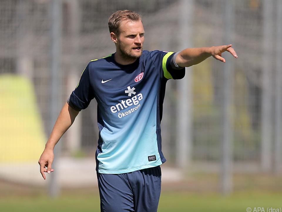 Ein Bild aus alten Zeiten: Bo Svensson als Co-Trainer bei Mainz