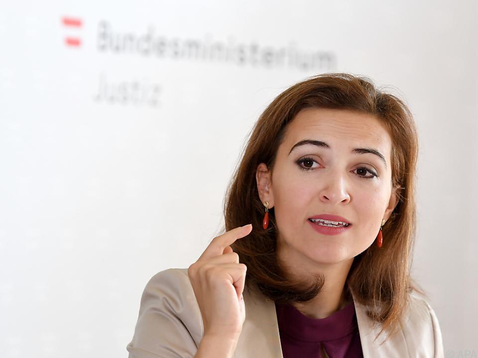 Justizministerin Zadic froh, dass Rechtslage geklärt wurde