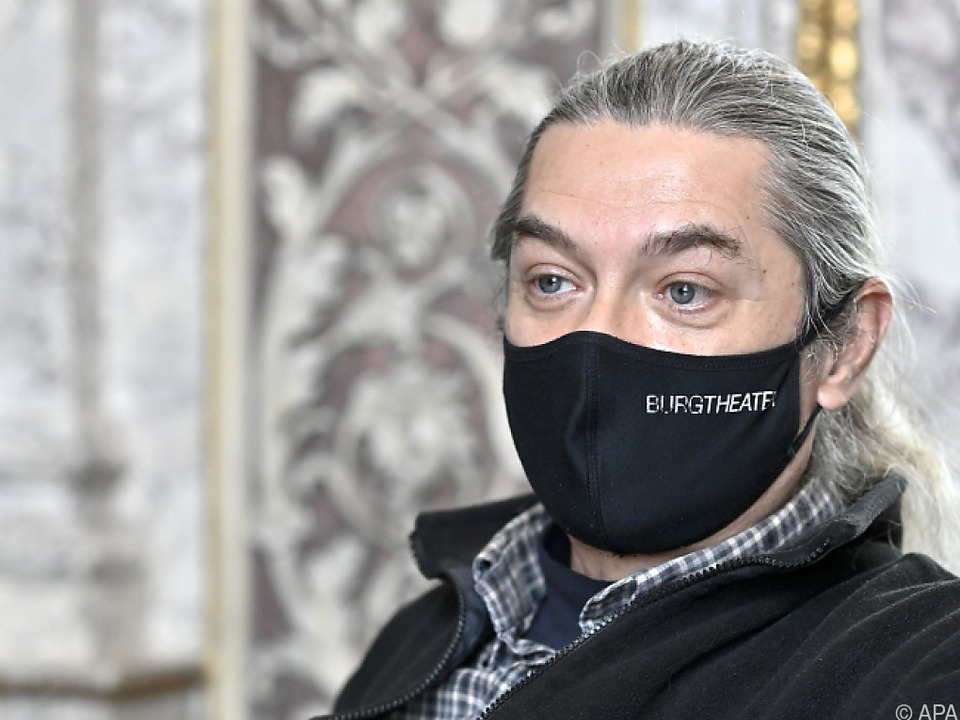 Karl Heindl, Leiter Publikumsdienst und Sicherheit im Burgtheater