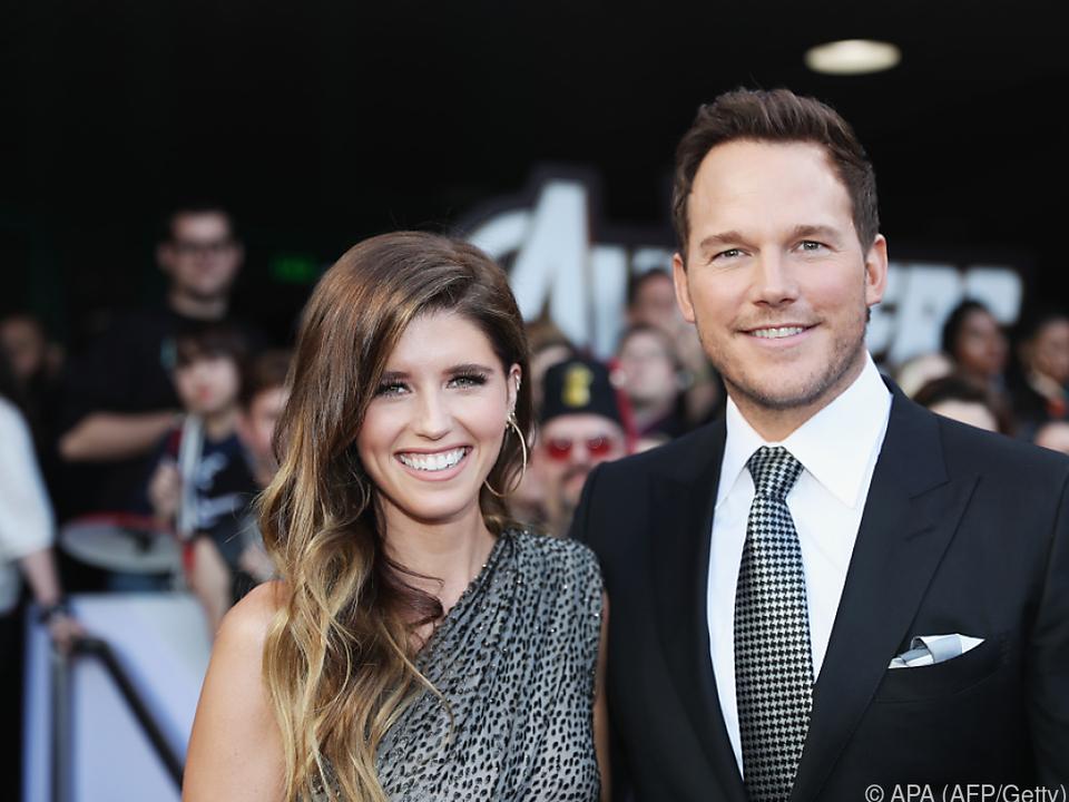 Katherine Schwarzenegger und Chris Pratt sind seit 2019 verheiratet