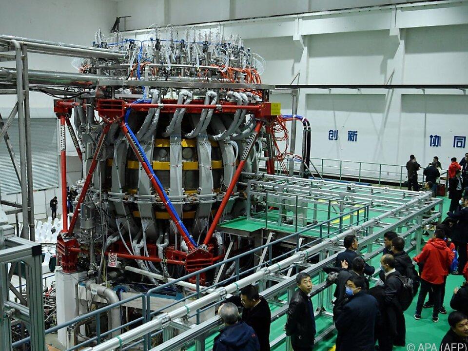 Kernfusionsreaktor als \