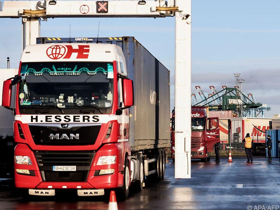 Handelsdelegierter sieht Brexit-Verwerfungen an Grenze kommen