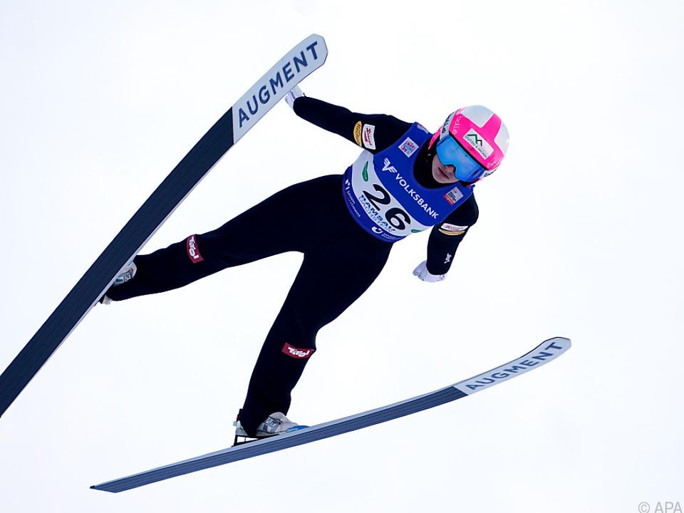 Hirner Sechste bei Weltcup-Premiere der Kombiniererinnen