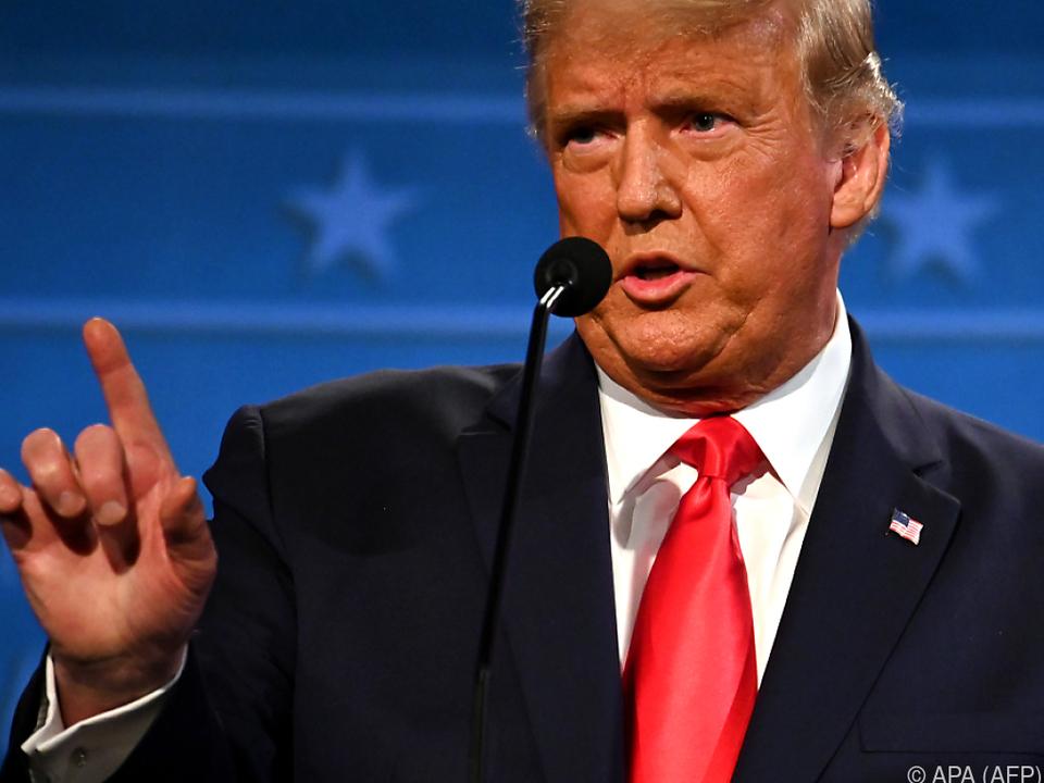 Der scheidende US-Präsident zeigt sich gnädig
