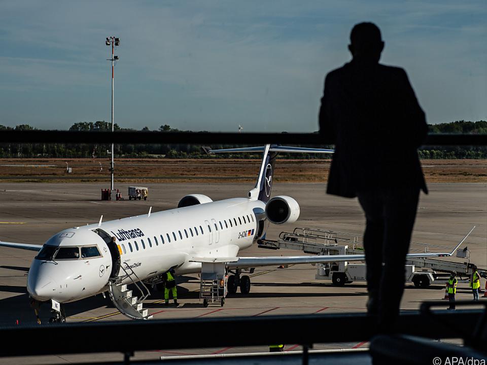 Mehr gestanden als geflogen: Lufthansa in der Corona-Krise