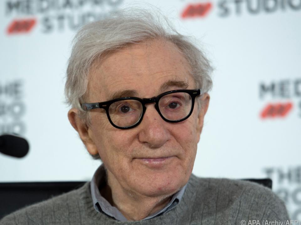 Missbrauchsvorwürfe überschatten Woody Allens Karriere