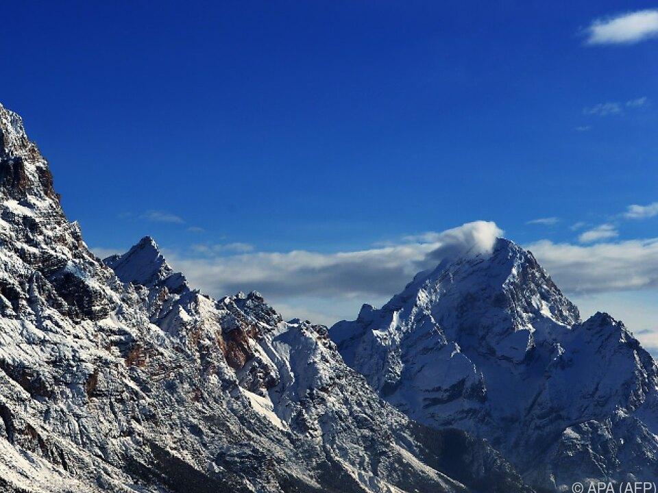 Nicht nur die Dolomiten sind anziehend an Cortina