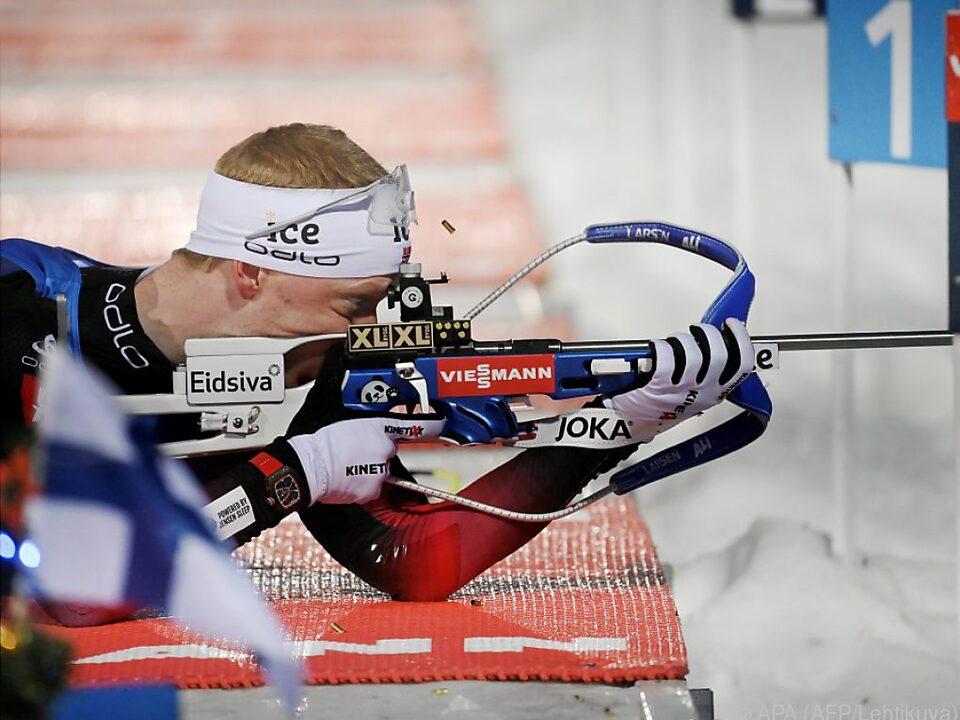 Norwegen holte sich den Staffel-Sieg