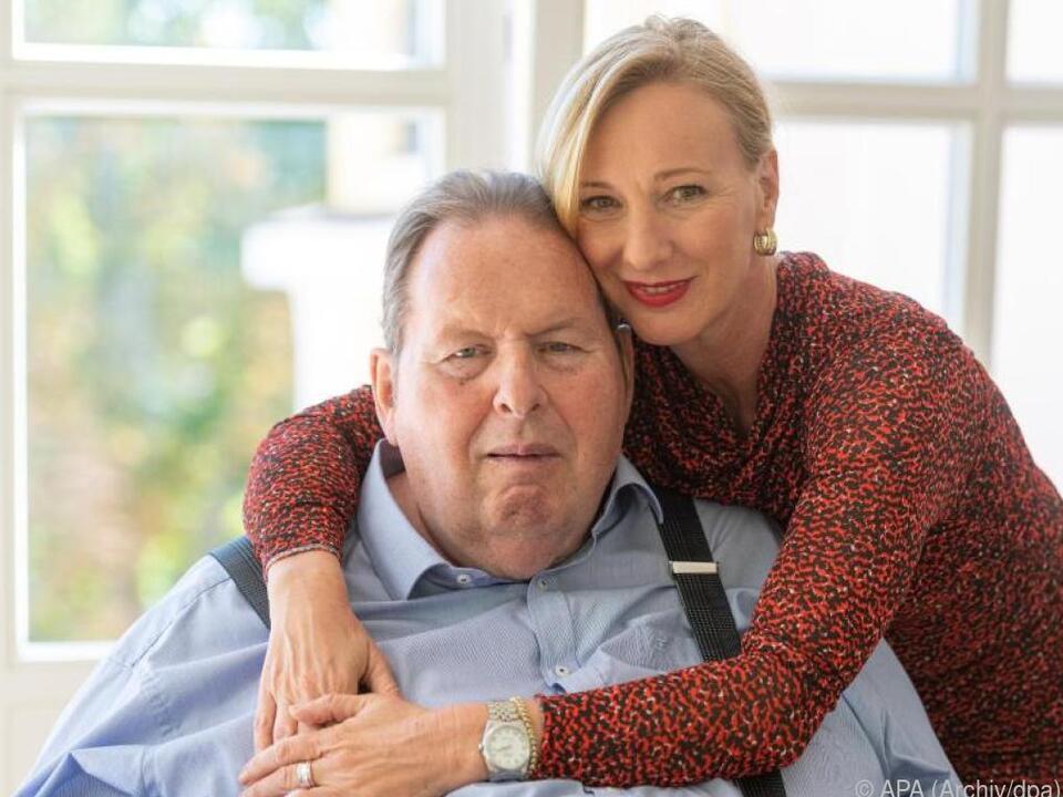 Ottfried Fischer und seine Ehefrau Simone leben in Passau