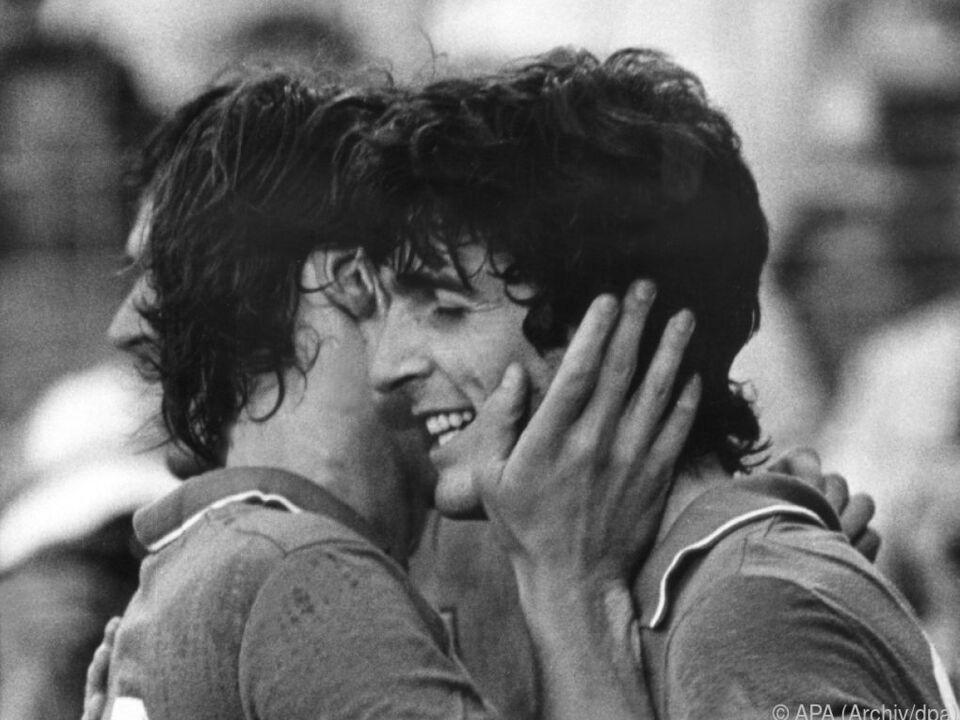 Paolo Rossi wurde bei der WM 1982 zum Volkshelden
