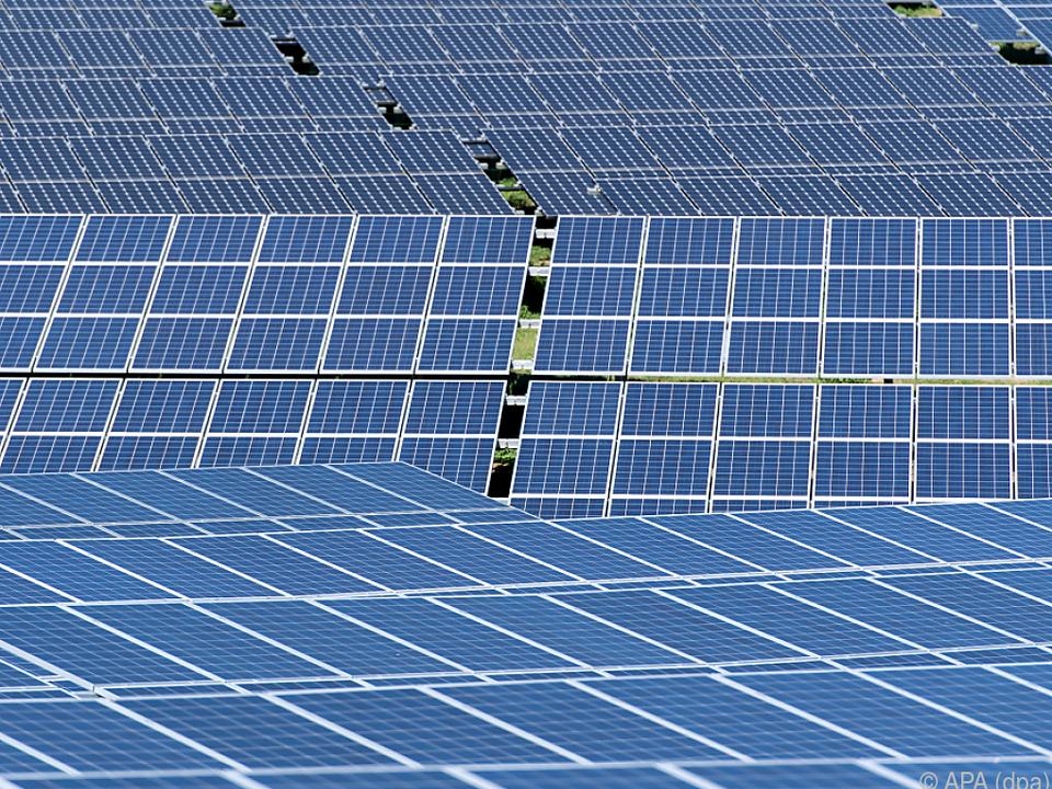 Photovoltaik wird gefördert