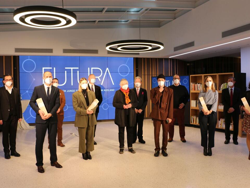 PM Futura – Förderpreis für junge Südtiroler im Ausland verliehen