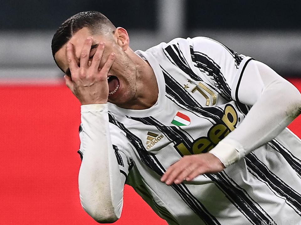 Ronaldo konnte nicht mehr hinschauen - 2021 soll es besser werden