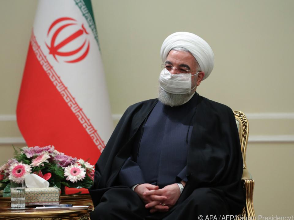 Präsident Rouhani hält das Gesetz für unklug