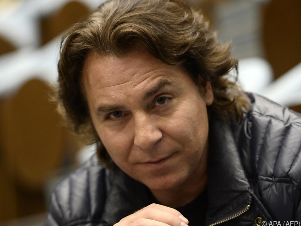 Startenor Roberto Alagna singt die Titelrolle