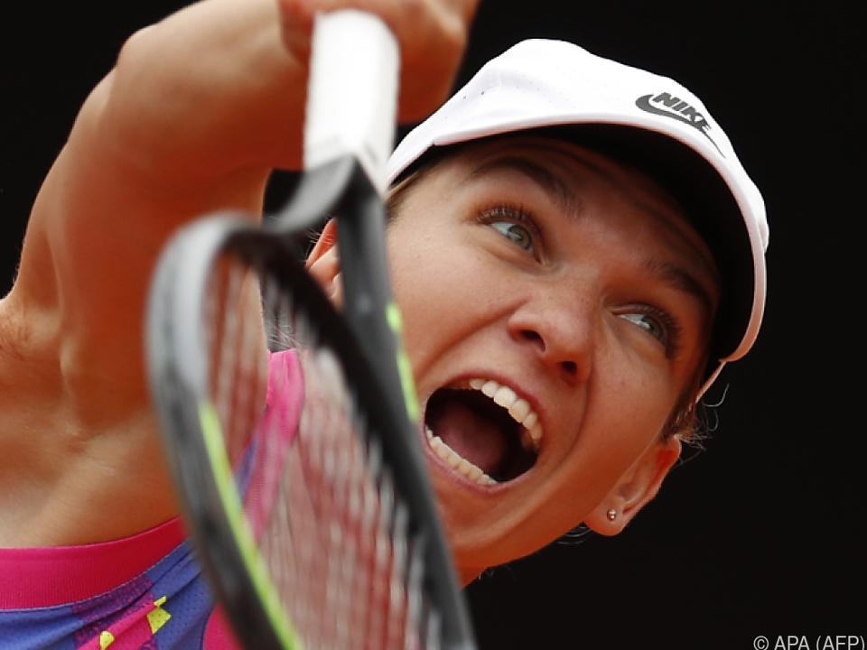 Die Rumänin Simona Halep kennt nun den Plan bis zu den Australian Open