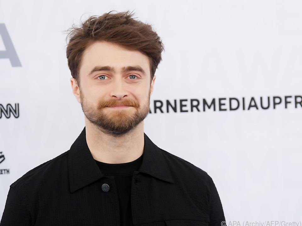Radcliffe wurde als Harry Potter weltbekannt