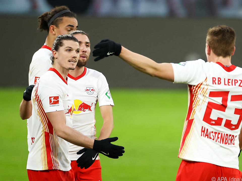 RB Leipzig zog das große Los