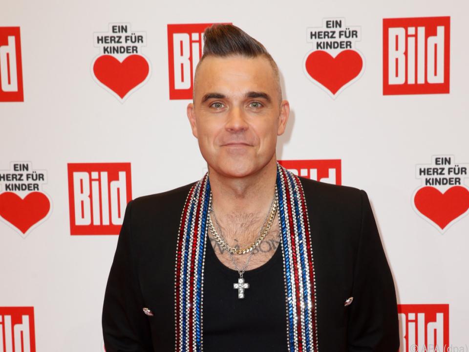 Robbie Williams äußert sich euphorisch zu Jürgen Klopp