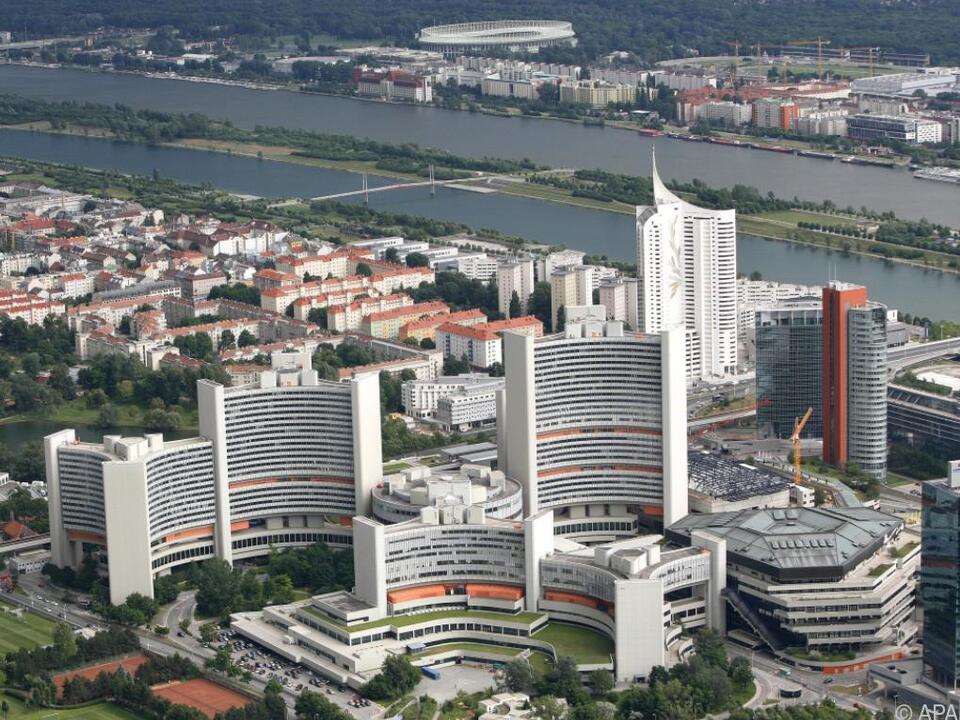 Die UNO-City als Cashcow für Österreich