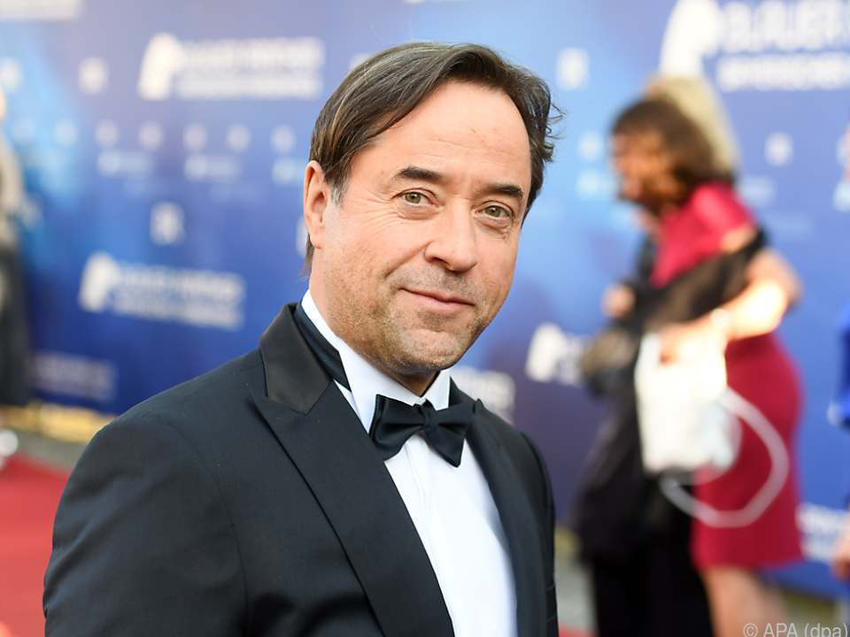 Schauspieler Jan Josef Liefers wälzt Filmpläne