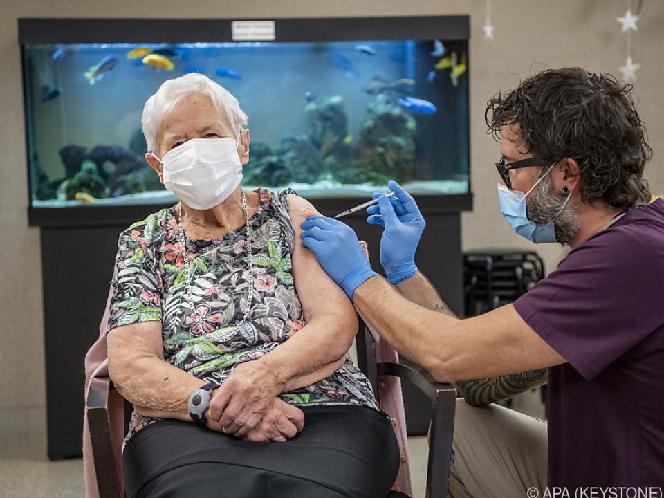 Schutzeffekt schon sieben Tage nach der ersten Teilimpfung gegeben