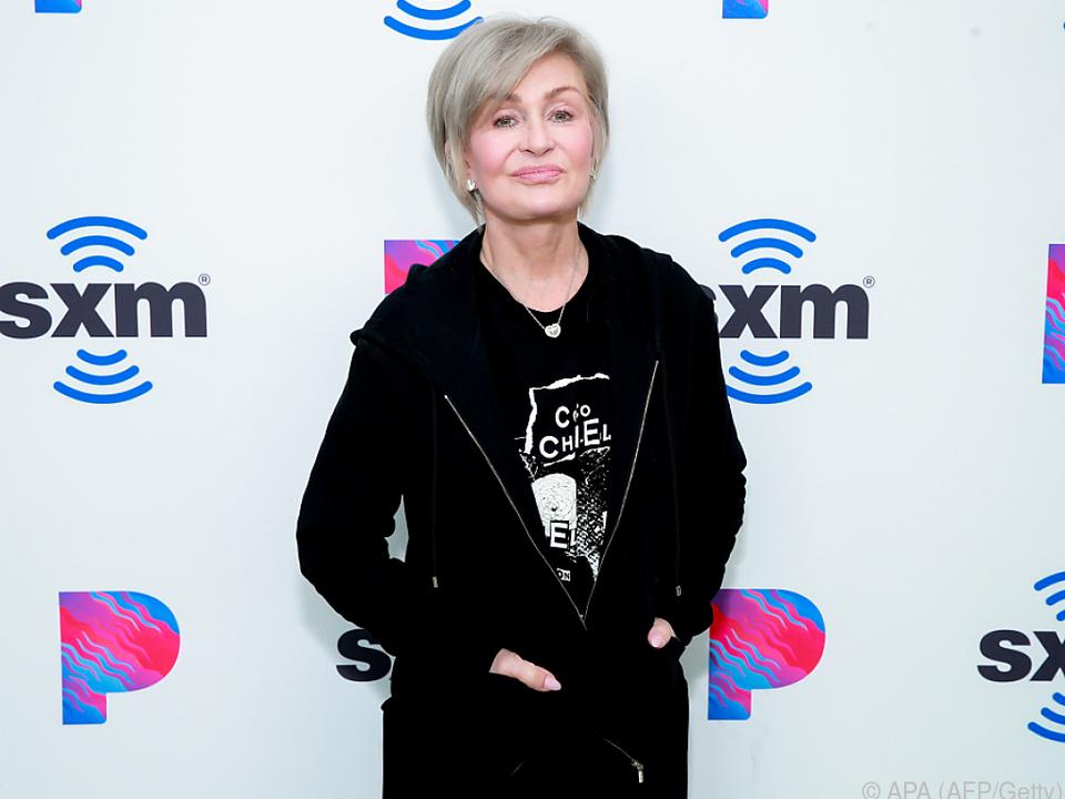 Moderatorin Sharon Osbourne mit Coronavirus infiziert