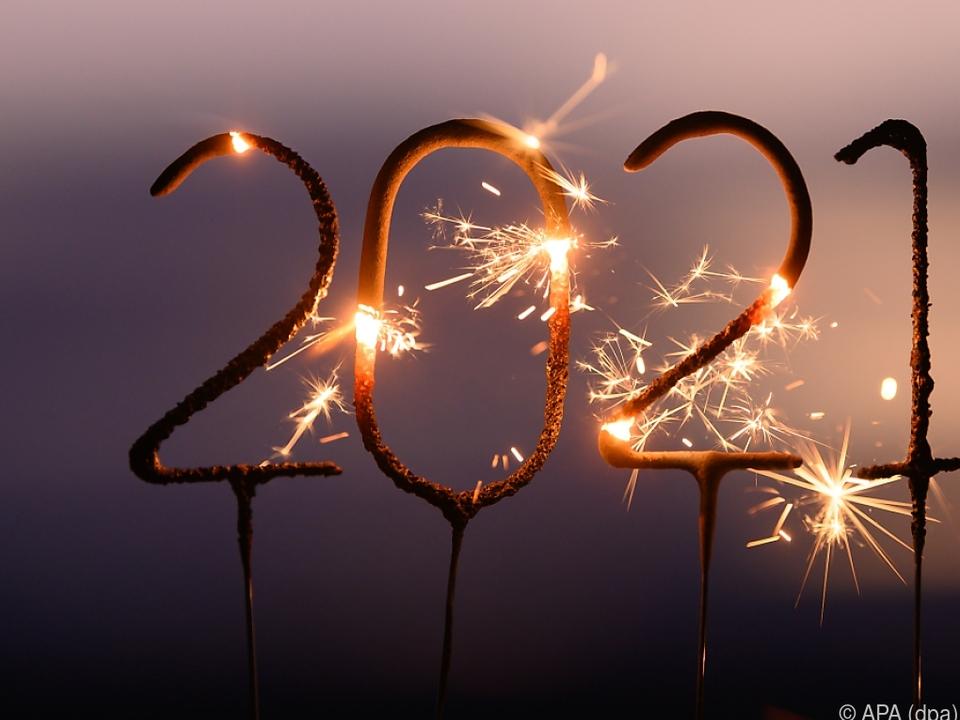 Silvester lässt die Mobilnetze jedes Jahr glühen.