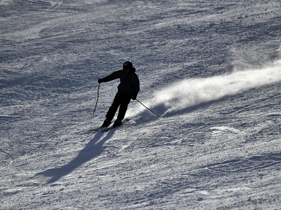 Wintertouristen beiben heuer coronabedingt Mangelware