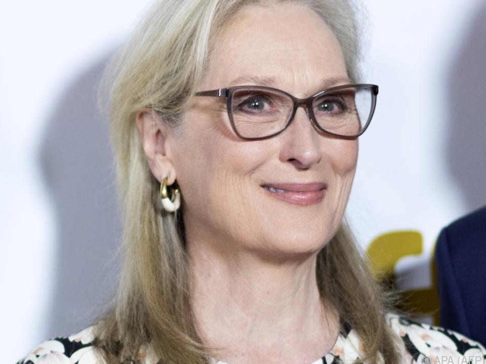 Streep musste nach Quarantäne gleich \