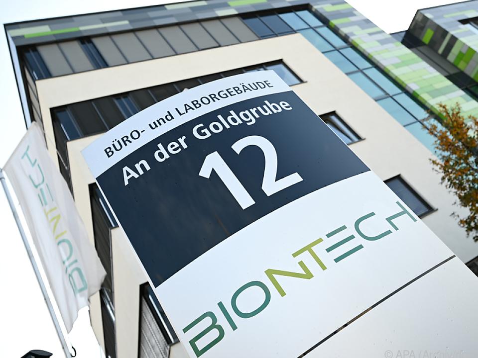 System von Biontech wurde nicht angegriffen