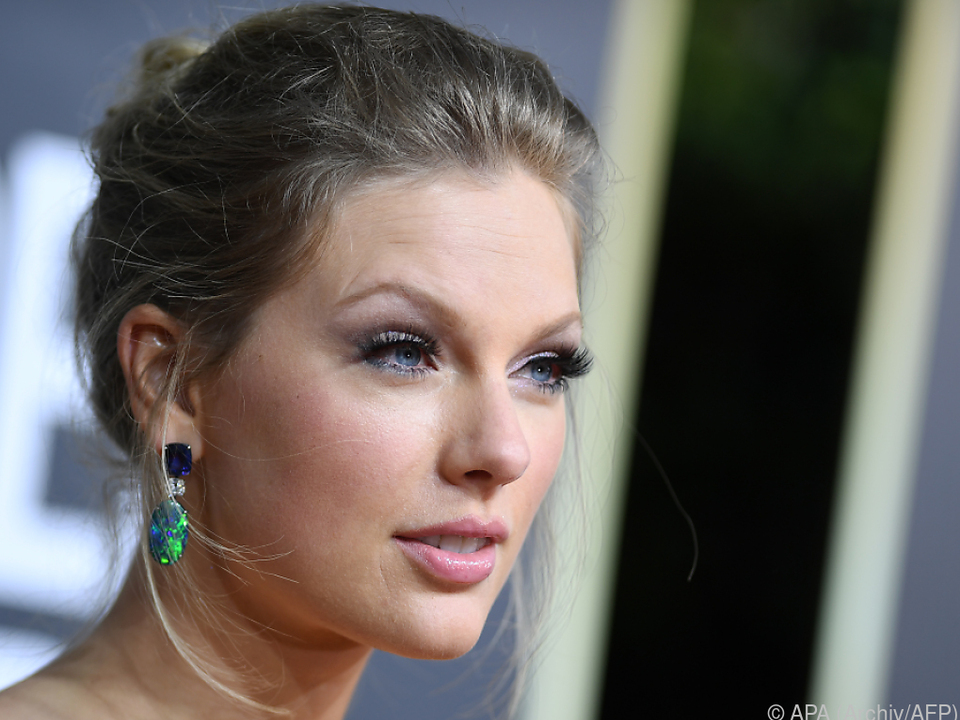 Taylor Swift überraschte mit neuem Album