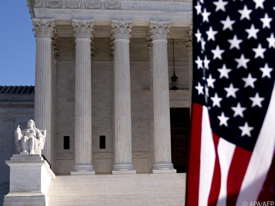 Supreme Court wies Antrag aus Texas ab