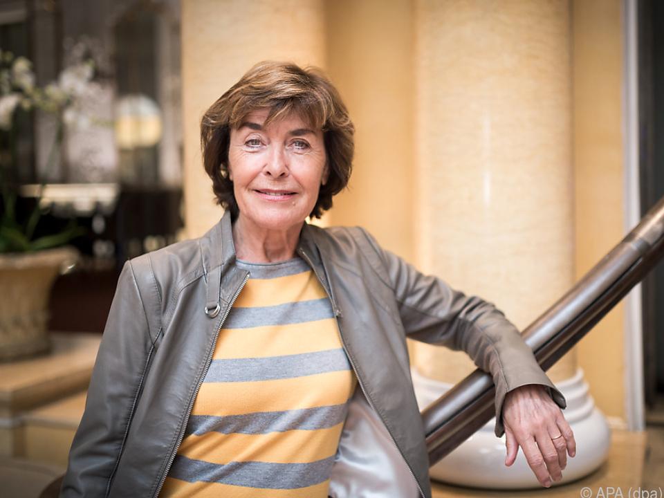 Thekla Carola Wied verbringt die Feiertage in Österreich